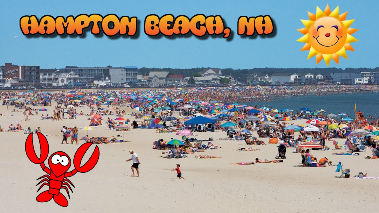Hampton Beach Has Been Rated A 5 Star And The 2nd Cleanest In Nation