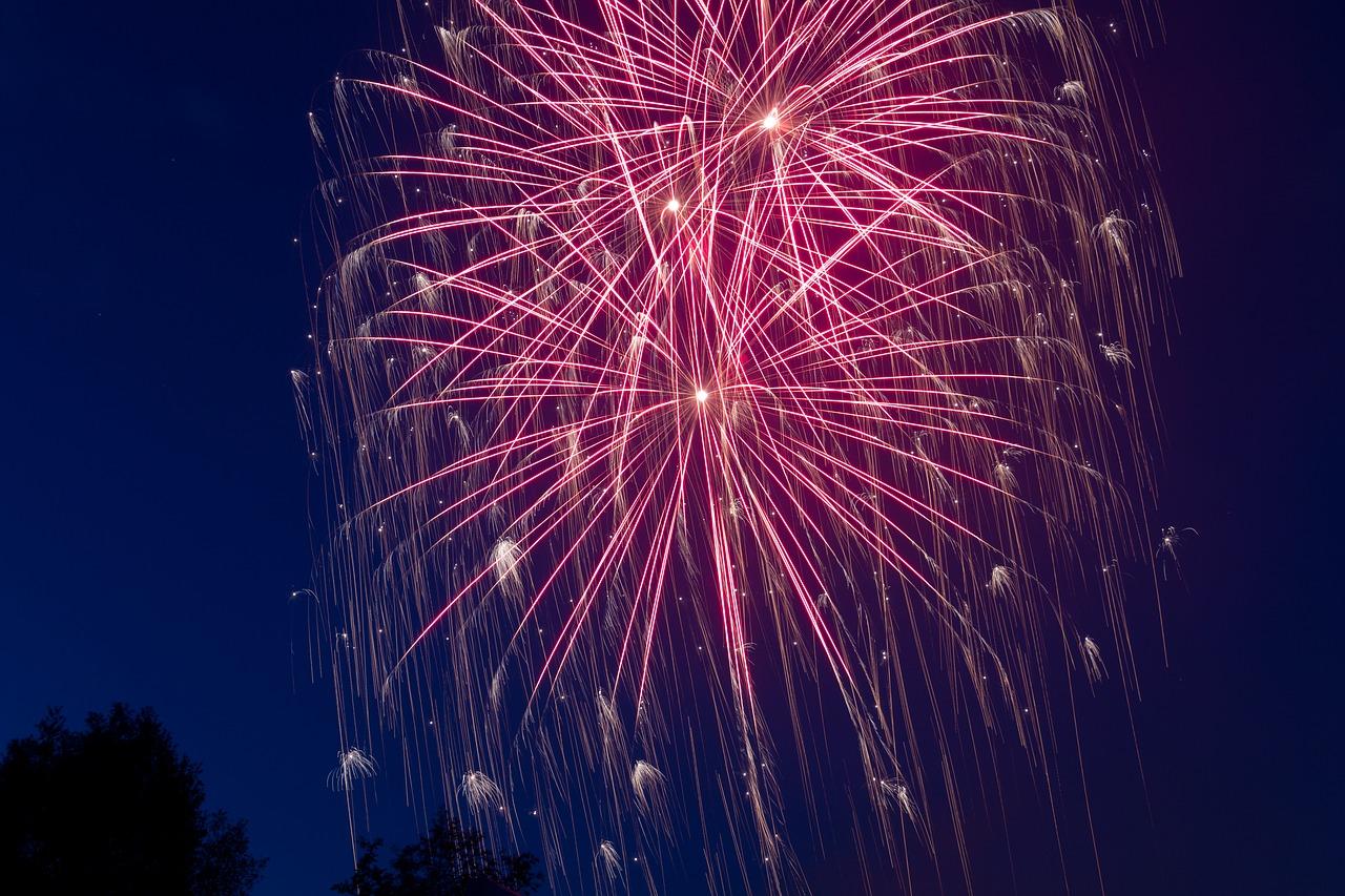 Fireworks at Hampton Beach Every Wednesday, Summer 2019