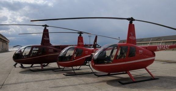 Take A Helicopter Tour Of The Beach