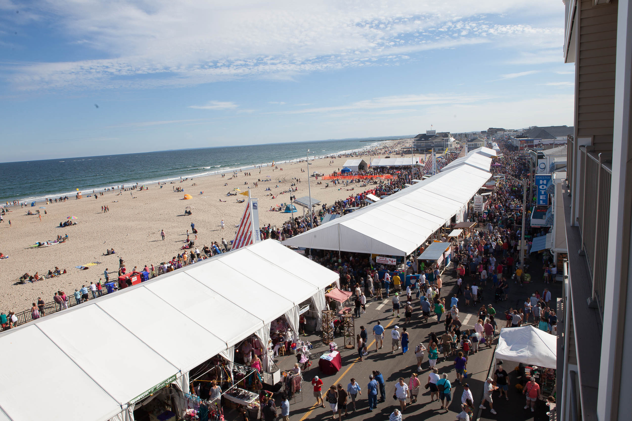Hampton Beach Seafood Festival Reviews