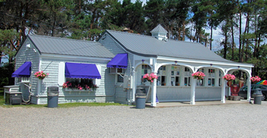 The Beach Plum SeaFood at it's best, North Beach NH